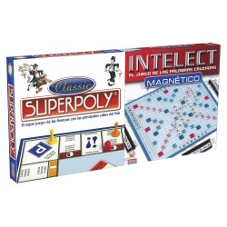 Superpoly+Intelect magnético
