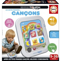 Educa Touch Baby Les primeres cançons