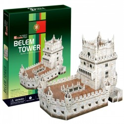 Belen Tower Puzle 3D