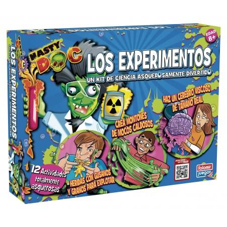 Els experiments Nasty Doc