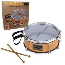 Tambor Sounder metal·litzat Reig