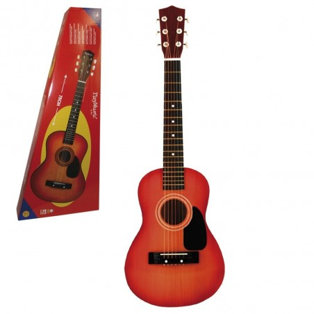 Guitarra fusta 75 cm