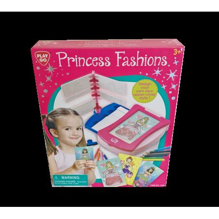Dissenya la moda Princeses