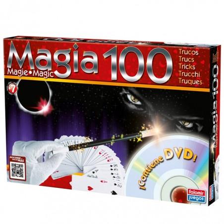 Caixa Magia 100 Trucs amb DVD