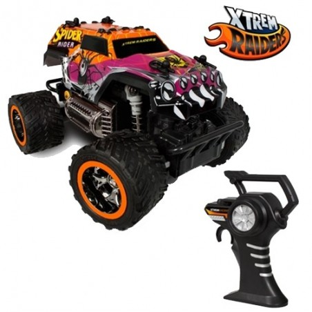 Xtrem Raiders Spider