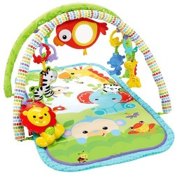 Fisher-Price Gimnàs musical animals de la selva