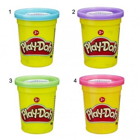 Playdoh pot individual