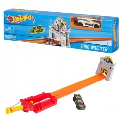 Hot Wheels rampa de salt