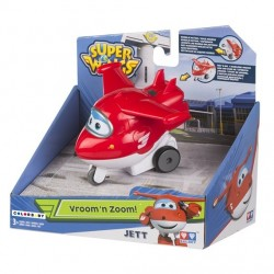 Superwings figura fricció