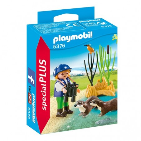 PLAYMOBIL® Nen explorador