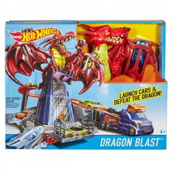 Hot Wheels Drac attack