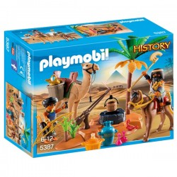 Playmobil campament egipci