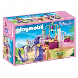 Playmobil estable del cavall