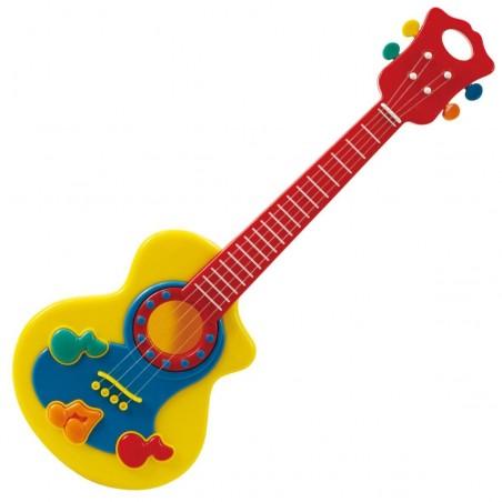 Guitarra infantil de plàstic