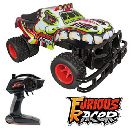 Xtrem Raiders furious racers
