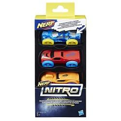 Nerf Nitro 3 cotxes