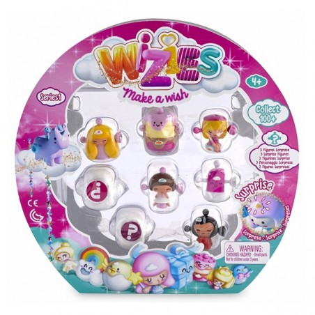 Wizies pac 8 figures