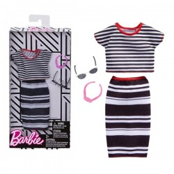 Barbie moda look complet