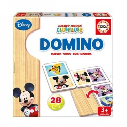 Domino fusta Minnie + Mickey