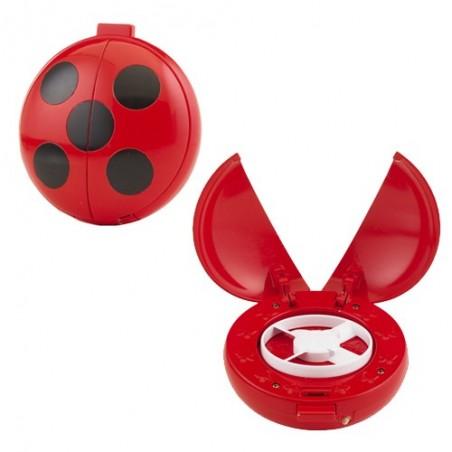 Ladybug llançador de Akumas