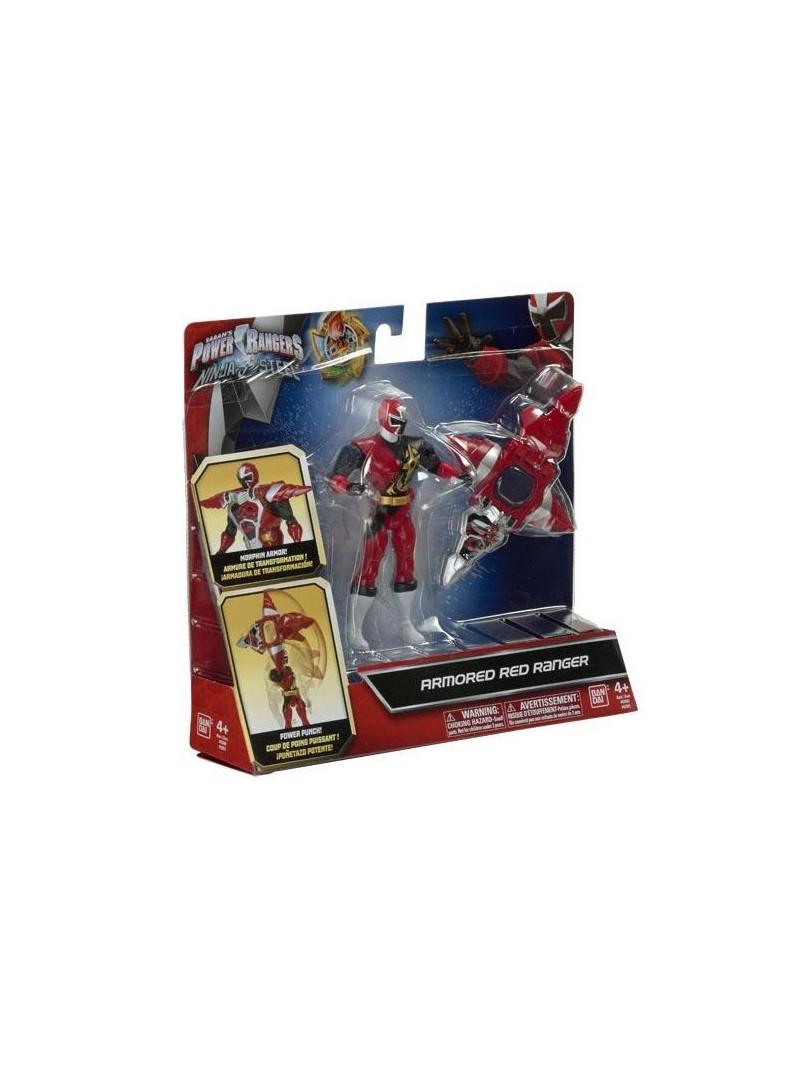 Power Rangers figura armadura