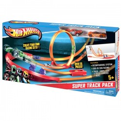 Hot Wheels Superpack construeix la teva pista