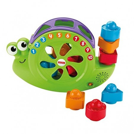 Fisher Price Caragol formes i cançons