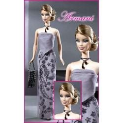 Barbie colección Armani