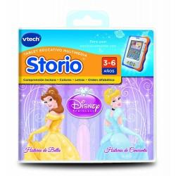 Juego Storio Princesas Disney