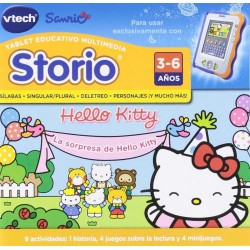 Joc Storio Hello Kitty
