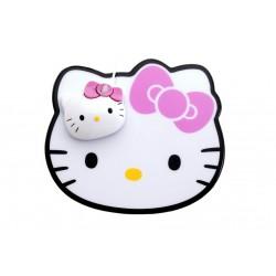 Kit ratón óptico + alfombrilla Hello Kitty