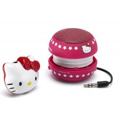 Hello Kitty music pack (altavoz para mp3)