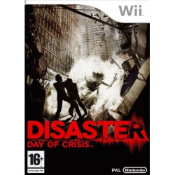 Joc Wii Disaster Day of Crisis