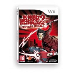 Juego Wii No More Heroes 2