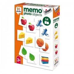 Memo photo objectes