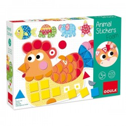 Animal Stickers foam