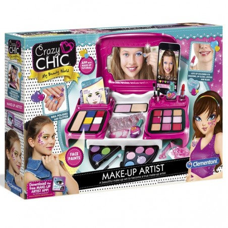 Crazy Chic - Maquillatge artista