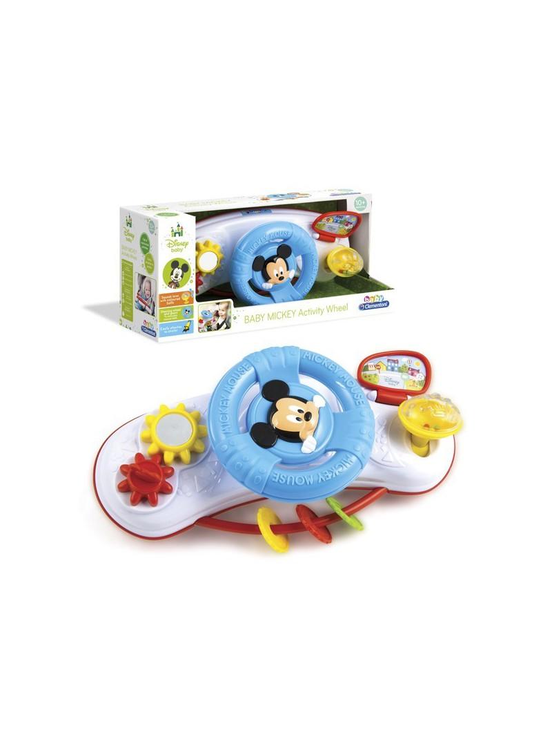 El volant d'en Mickey