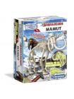 Arqueojugando Mamut fluor
