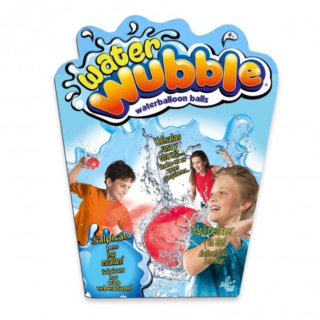 Water Wubbles pac 2