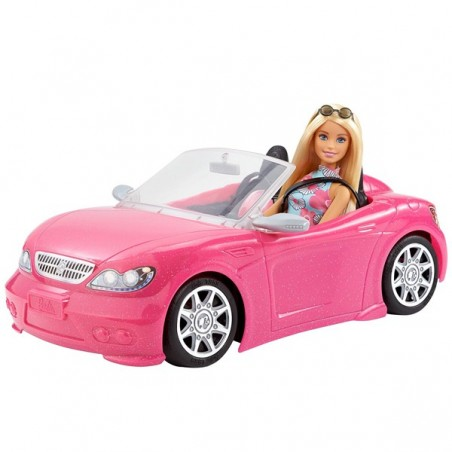 Barbie + Vehicle
