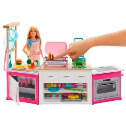 Barbie cuina Vull ser super xef