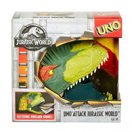 Uno extreme Jrassic World