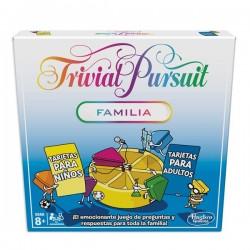 Trival Pursuit família