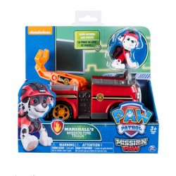 Patrulla Canina vehicle i figura Mission Paw
