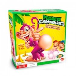Pedrete el mono Guarrete