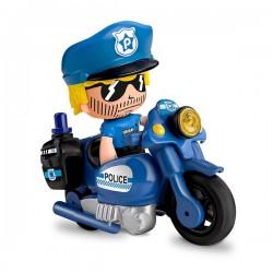 Pinypon action policia - Vehículo de acción