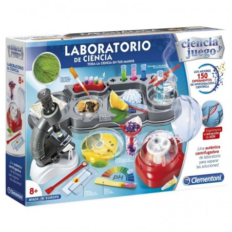 El Gran Laboratori de Ciència
