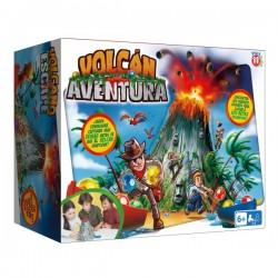Volcán aventura