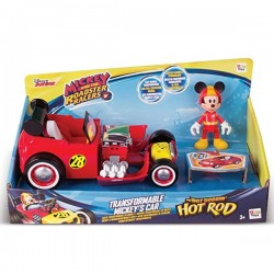 Mickey vehicles transformables